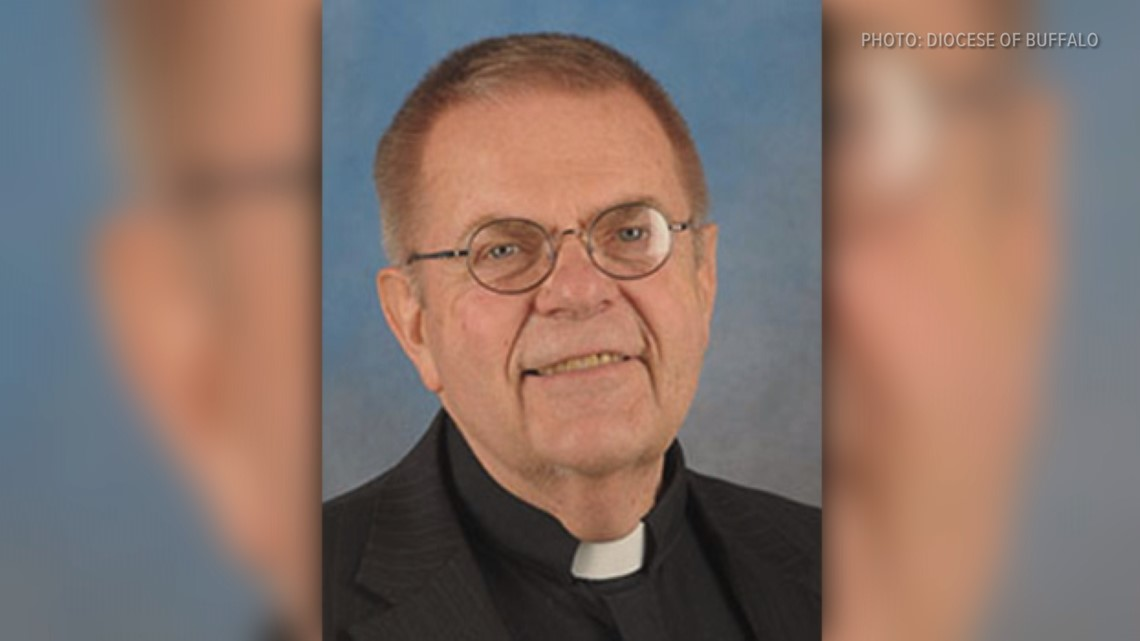 buffalo catholic diocese places another priest on