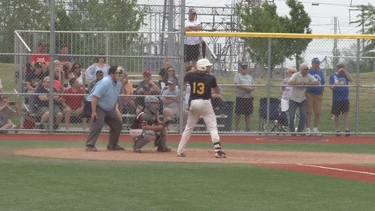 Williamsville East senior Charles Mack is drafted by the Minnesota Twins.