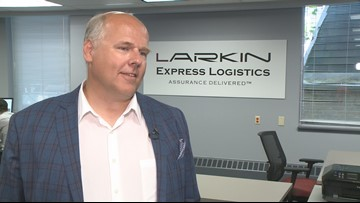 City Shaper: Don De Laria from Larkin Express Logistics