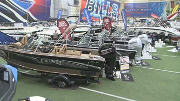February 22 - WNY Boat Show