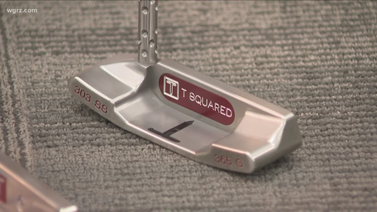 Tee 2 Green - T Squared Putters
