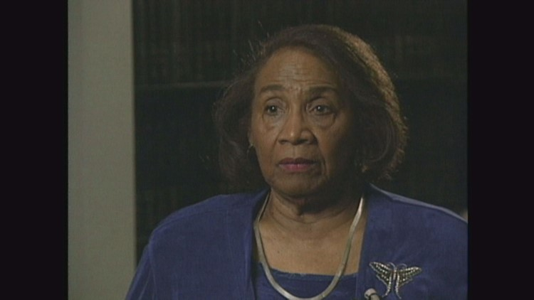 The city of Buffalo's first black city court judge died on Tuesday.