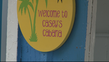 Unique Eats: Casey's Cabana