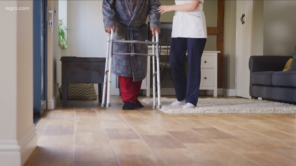 Nursing home visitations can resume with new rules