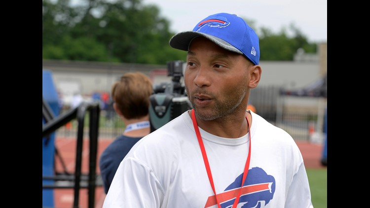 WASHINGTON (AP) - Former Buffalo Bills general manager Doug Whaley is taking over as the NFL Players Association's director of college scouting.