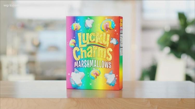 "Lucky Charms ""All Marshmallows"" Returns"
