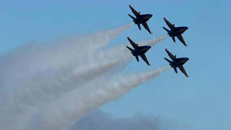 Thunder on the Buffalo Waterfront Air Show takes flight in June