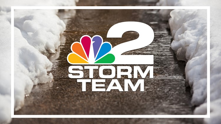 Winter Storm Watch starts late Thursday for parts of WNY