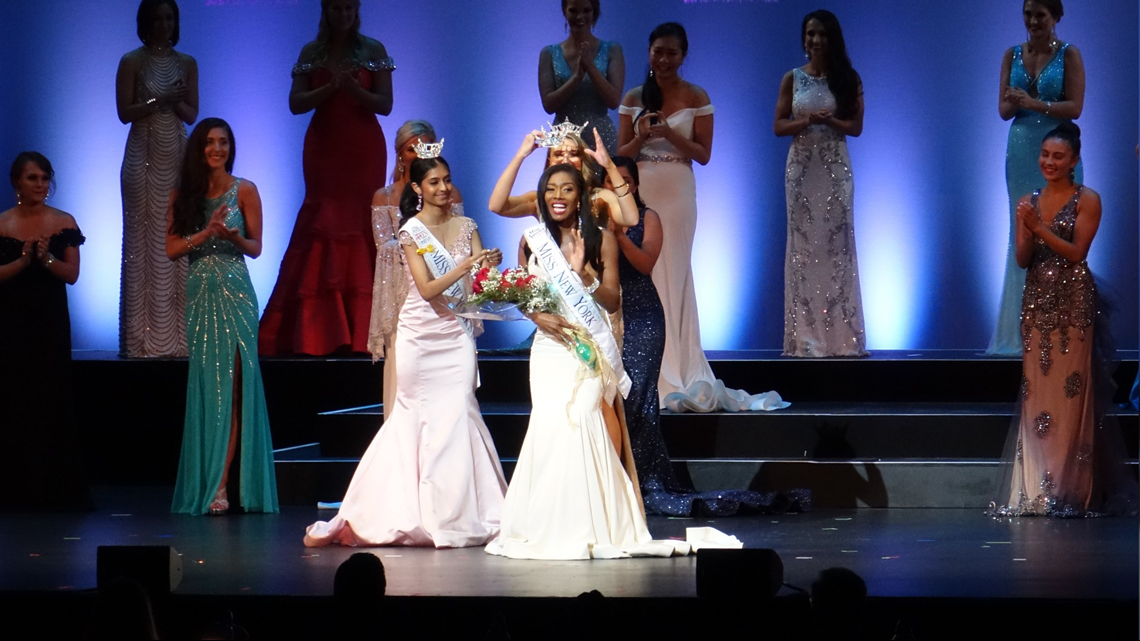 miss new york crowned in buffalo