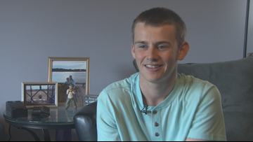 WNY's Great Kids: Lew-Port teen does not let his cerebral palsy define him