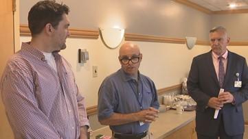 Surgery brings relief to sleep-starved veteran
