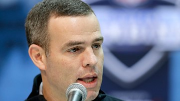 Bills' Beane: it will be hard not to have first-round pick