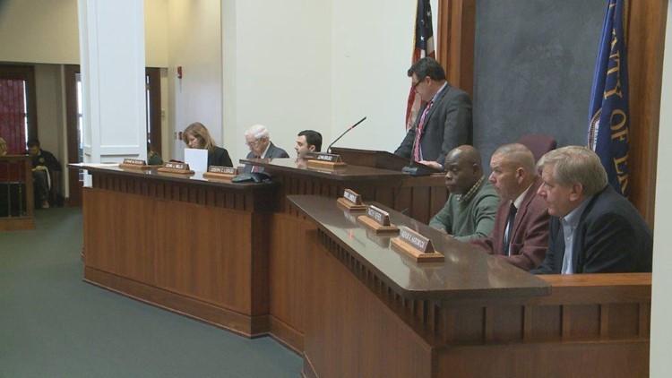 Erie County Legislature Finance Committee