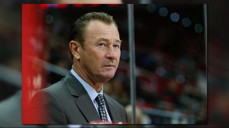 The Buffalo Sabres announced Wednesday the team has hired Steve Smith as the team's assistant coach.