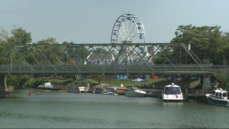 Sunday marks the official start of the annual Canal Fest of the Tonawandas.