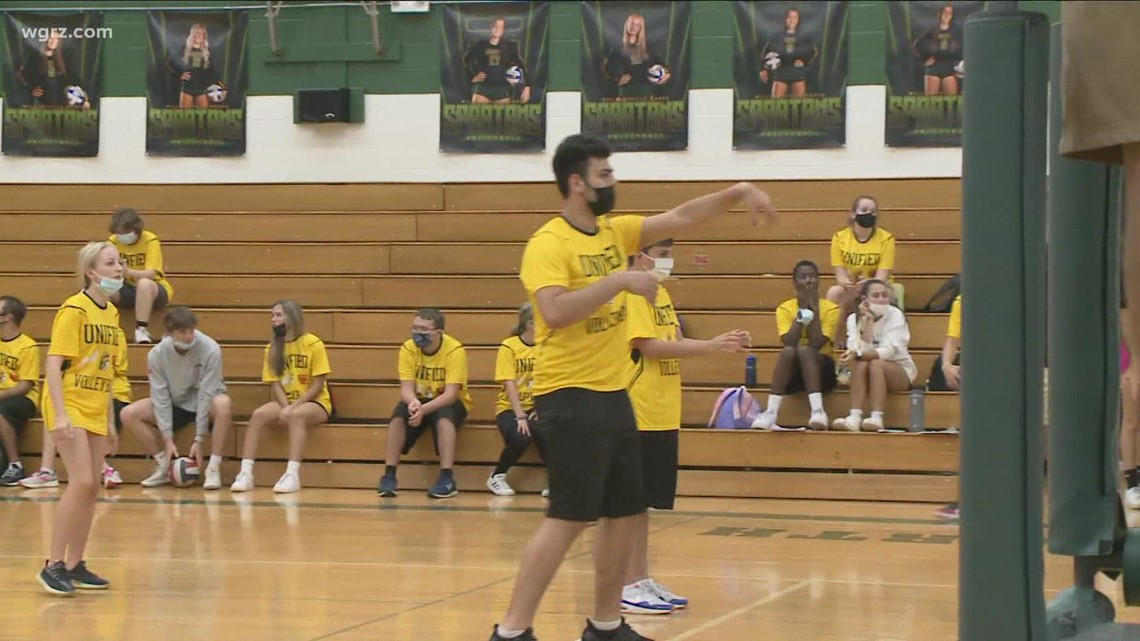 Williamsville expands unified sports program