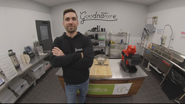 Buffalo company makes a good portion of the world's cold-pressed juice
