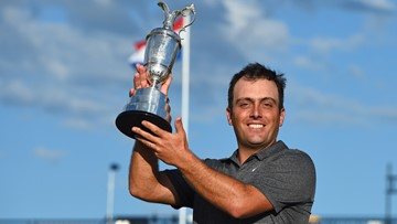 Molinari Wins British Open