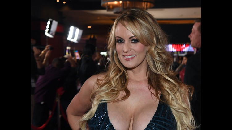 Porn star Stormy Daniels won't be in western New York this weekend after all.