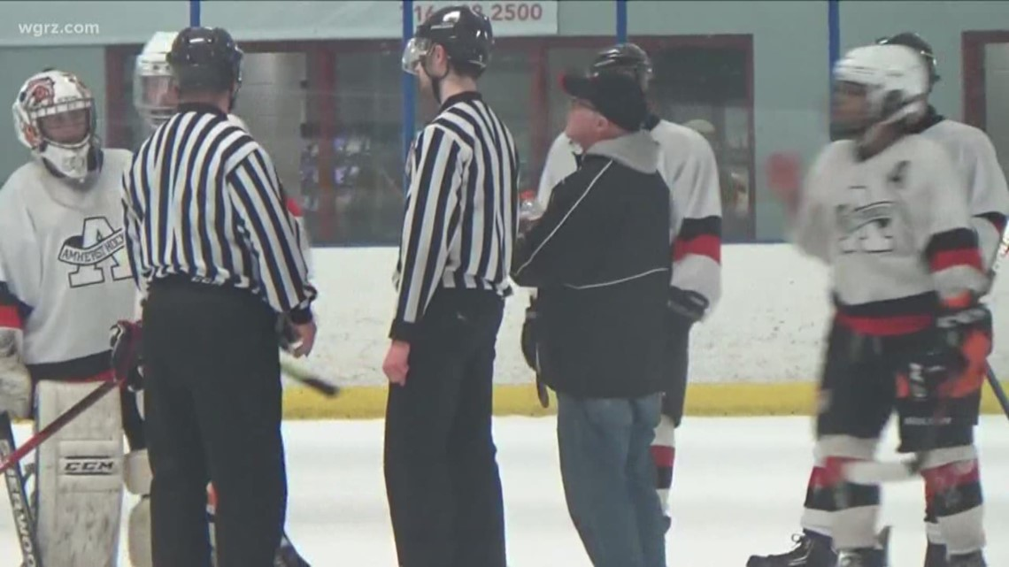 Hockey association to hold hearing after teen targeted with racial slurs