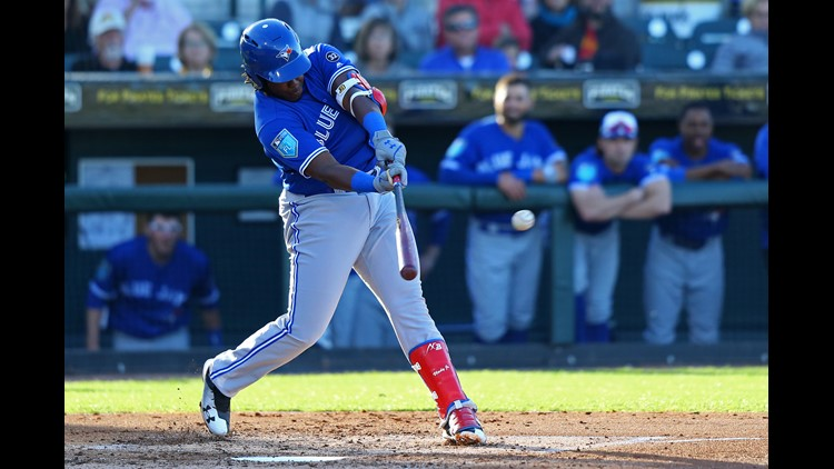 Vladimir Guerrero Jr promoted to Blue Jays' Triple-A team