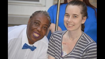 WNY Hospital employee sings her way into patients' hearts