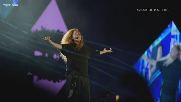 Janet Jackson tour comes to KeyBank Center July 21st