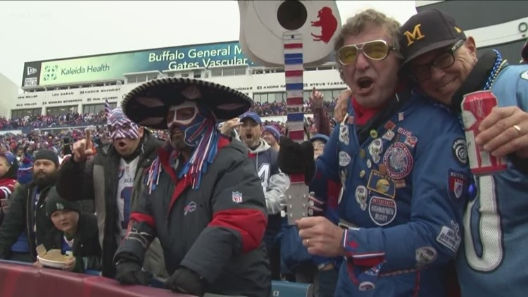 Bills celebrating Pancho Billa at home opener
