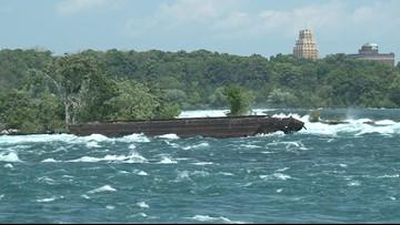 Search underway for man in Niagara Falls