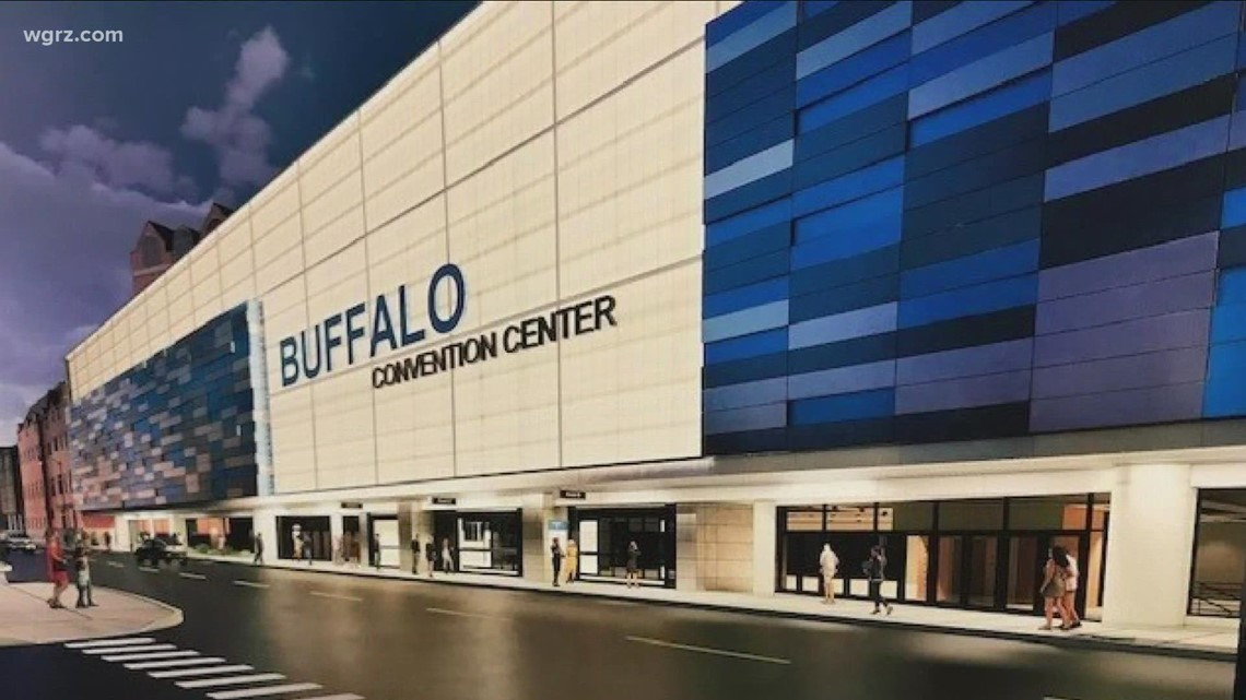 Convention Ctr Upgrades Over Replacement