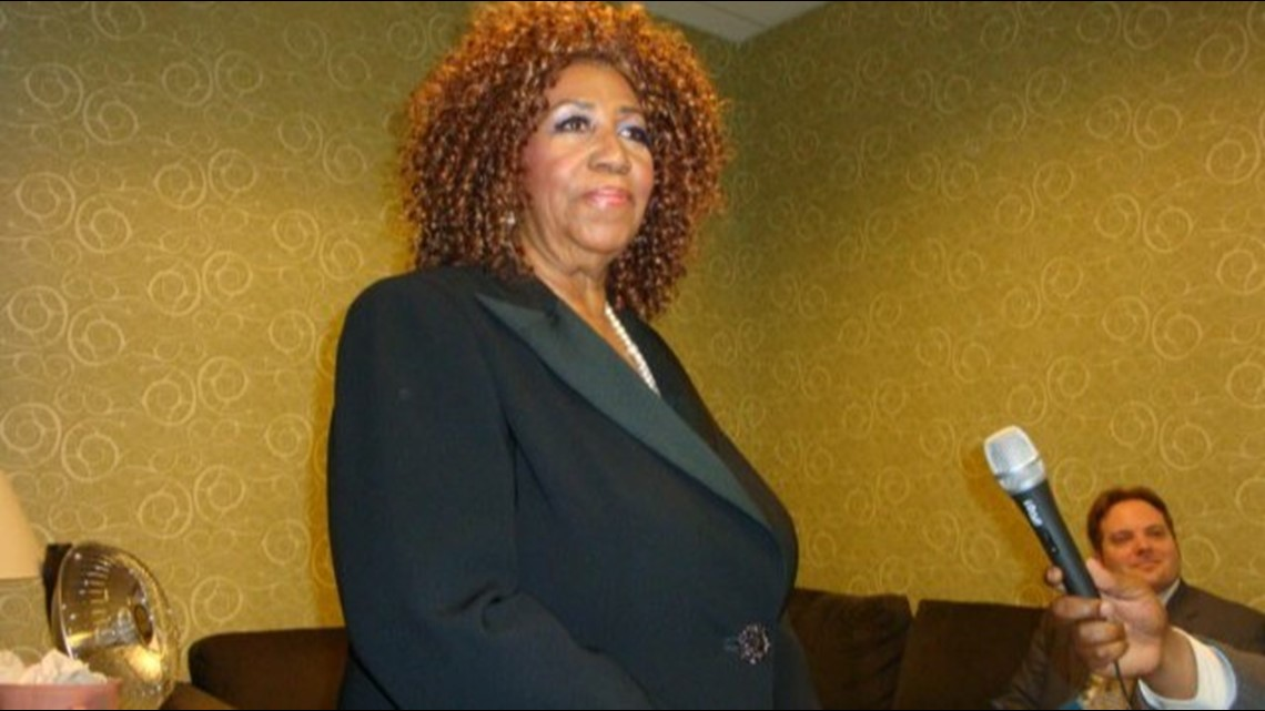 aretha franklin dies  spent some of her childhood in buffalo