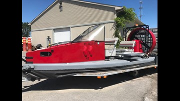 Cheektowaga Hopes To Unload Hovercraft By Month's End