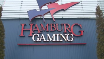 Hamburg, Erie County leaders press governor on budget proposal
