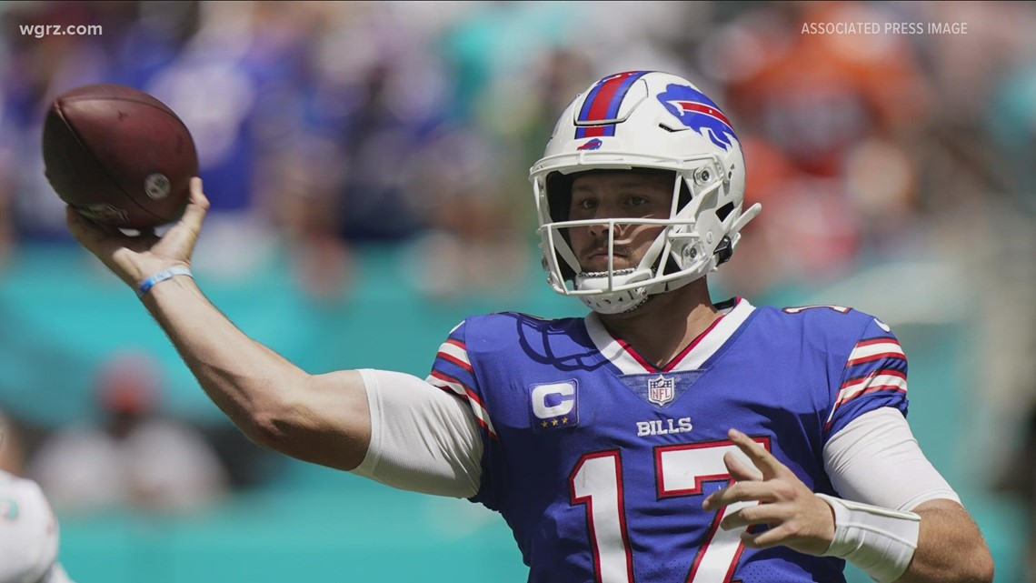 Friday Town Hall: Vic Carucci looks ahead to Sunday's Bills game against Washington