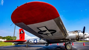 Fly in WWII B-17 bomber this weekend