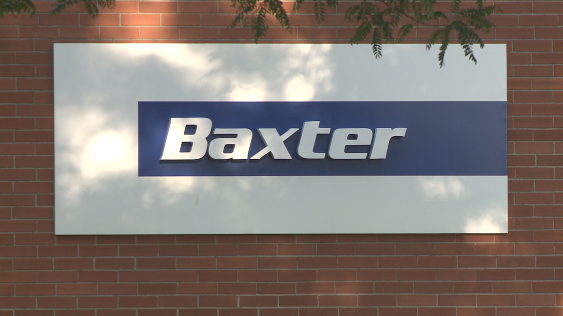 baxter international cutting 130 jobs in medina