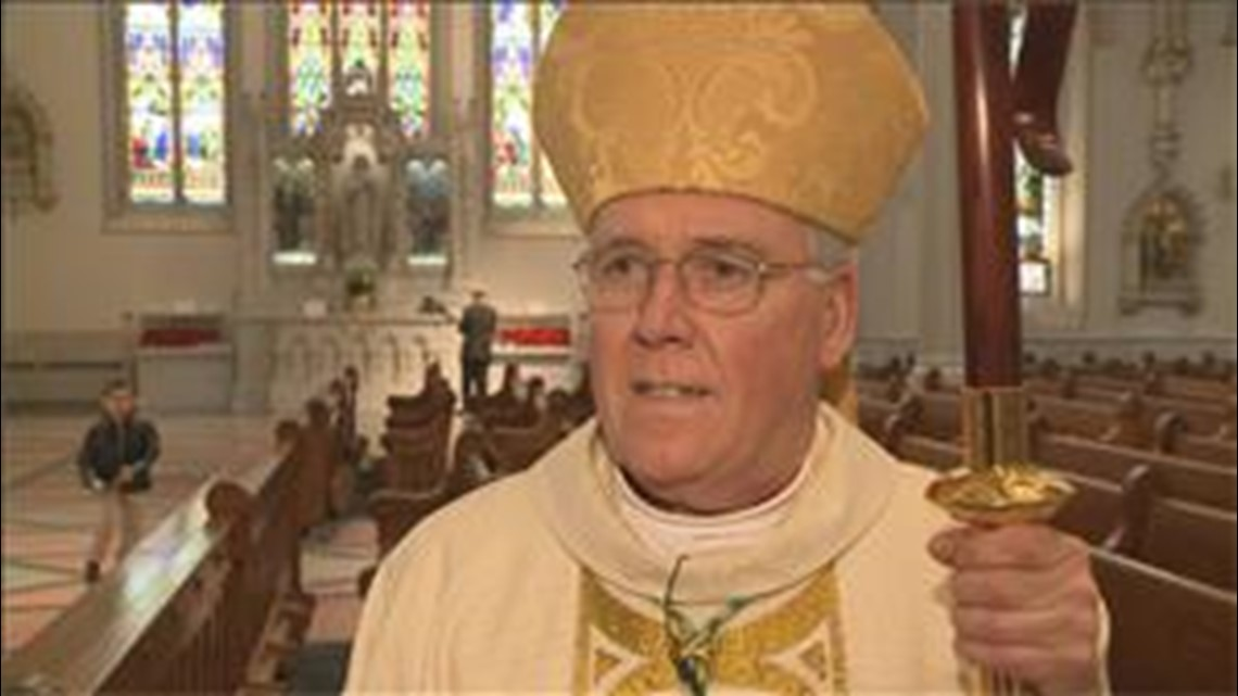 Petition asks Buffalo Bishop Malone to release names of all Catholic priests accused of abuse