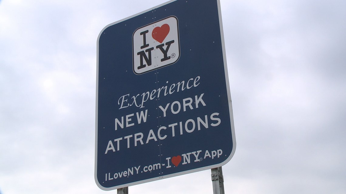 i love ny signs  state  federal government reach deal