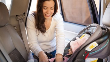 New York offering free child seat inspections all month