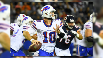 wholesale dealer dcd34 034d9 Report: McCarron traded to Raiders as Bills trim roster ...
