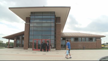State withholds Welcome Center receipts