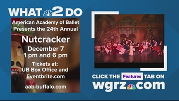 The Nutcracker at UB Center for the Arts