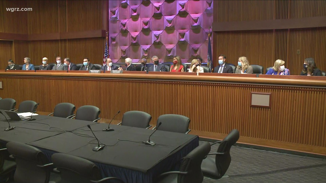Assembly Judiciary Committee Meeting Now
