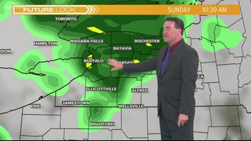 Storm Team 2 Kevin O'Neill Has Your Midday Forecast for June 14, 2019