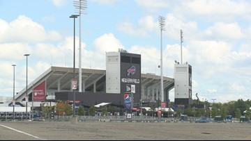 Buffalo Bills send survey to fans, ask about new stadium