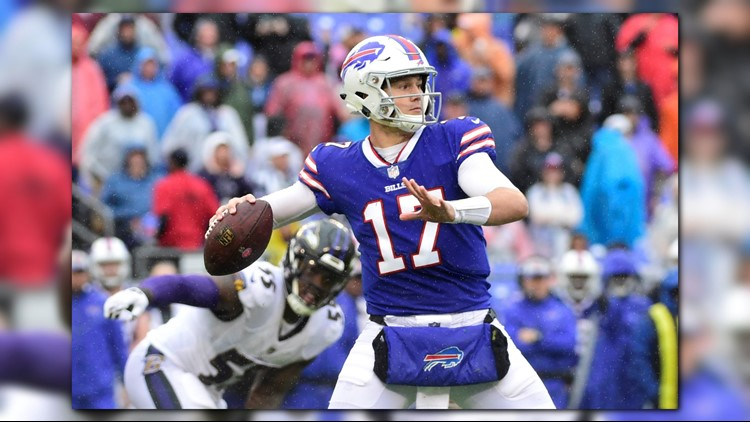 The Bills try to bounce back after a brutal opening week loss to the Ravens as they host the Chargers in their home opener in week two.