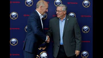 Time in Rochester is time well spent for Sabres young players