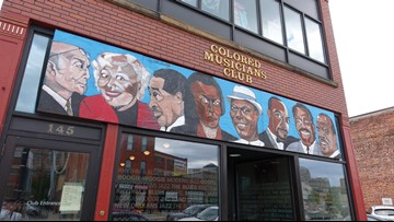commUNITY spotlight: The Historic Colored Musicians Club