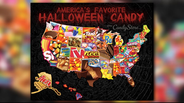 Top Halloween Candy In New York