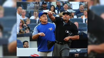Gibbons Out as Blue Jays Manager